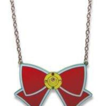 Sailor Moon - Ribbon Necklace