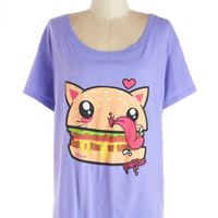 Cat-chup and Mustard Top