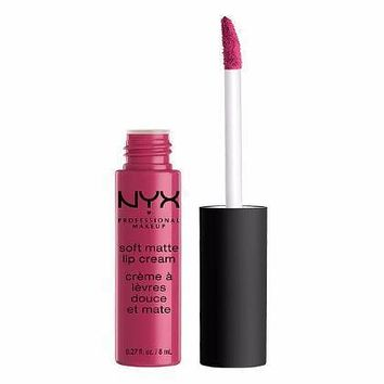 NYX Soft Matte Lip Cream - Prague - #SMLC18