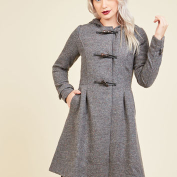 Set for the Solstice Coat | Mod Retro Vintage Coats | ModCloth.com