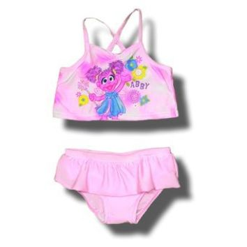 Abby Cadabby 2 piece Swimsuit for infant girls