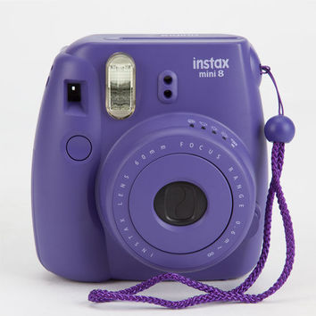 Fujifilm Instax Mini 8 Instant Camera Grape One Size For Women 26179475201