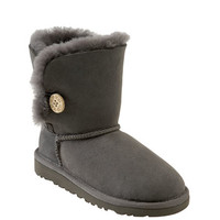 UGG Australia 'Bailey Button' Boot (Walker, Toddler, Little Kid