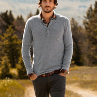 Product Detail | H&M US - Henley Shirt