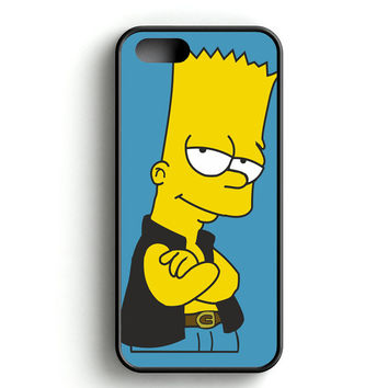 Bart Simpsons Vector iPhone 4s iPhone 5s iPhone 5c iPhone SE iPhone 6|6s iPhone 6|6s Plus Case