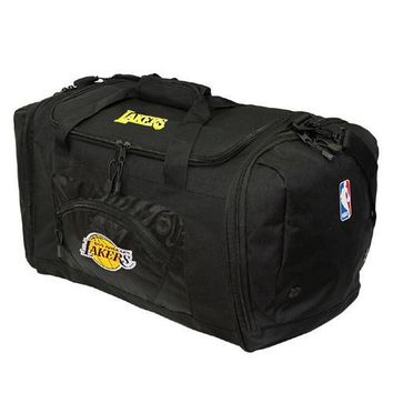 Los Angeles Lakers NBA Roadblock Duffle Bag