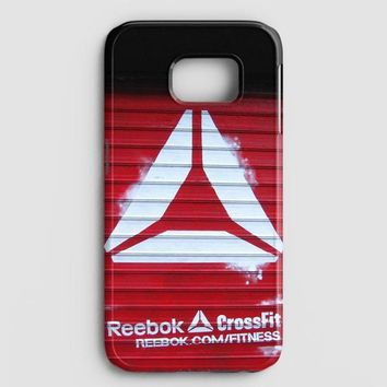 Reebok Crossfit Samsung Galaxy S7 Edge Case