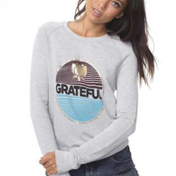 Grateful Sweatshirt - Spiritual Gangster