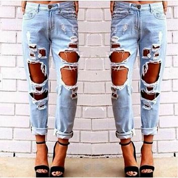 new women s jeans skinny pencil jean woman trousers