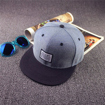Men Women Snapback Hats Baseball Caps Adjustable Skateboard Hip Hop Hats