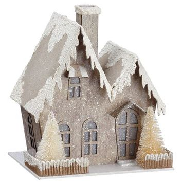 ALLSTATE Light-Up Snow House | Nordstrom