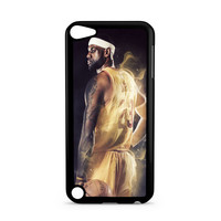Lebron James Cleveland Art Ipod Touch 5 Case