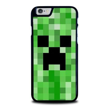 creeper minecraft 2 iphone 6 6s case cover  number 1