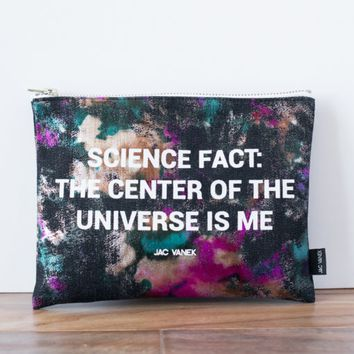 Center of the Universe Pouch