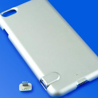 Thinnest and Lightest iPhone Battery Case @ Sharper Image