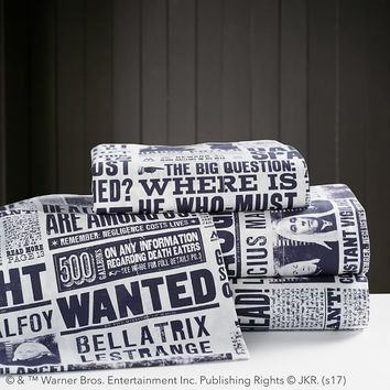 HARRY POTTER™ DAILY PROPHET™ Sheet Set