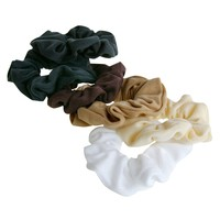 Goody 6Ct Jersey Scrunchies : Target