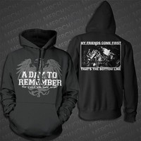 Bottom Line Black : MNDI : MerchNOW