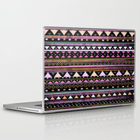 ETHNIC TRIBAL Laptop & iPad Skin by Nika