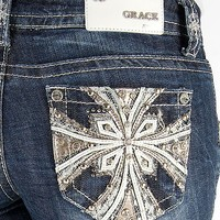 Grace in LA Glitz Boot Stretch Jean - Women's Jeans | Buckle