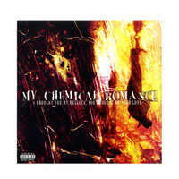 My Chemical Romance - I Brought You My Bullets, You Brought Me Your Love Vinyl LP Hot Topic Exclusive