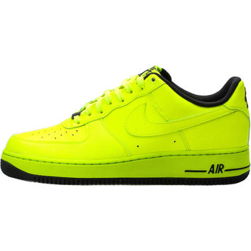Nike Air Froce 1 - Volt/Black