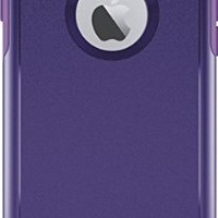 "OtterBox Commuter Series Case for Apple iPhone 6 / 6S 4.7"" - Retail Packaging - Purple/Purple"