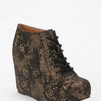 Jeffrey Campbell Brocade 99 Tie Wedge