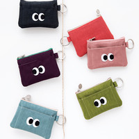 Som Som stitching card case with key ring ver2