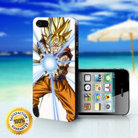 Dragon Ball Z Goku - For iPhone 4/4s, iPhone 5, iPhone 5s, iPhone 5c case. Please choose the option