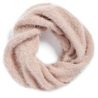 Junior Women's BP. Fuzzy Infinity Scarf