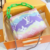 Louis Vuitton LV Hot Sale Women Shopping Bag Leather Handbag Shoulder Bag Crossbody Satchel