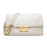 MICHAEL Michael Kors  Large Sloan Quilted Shoulder Bag