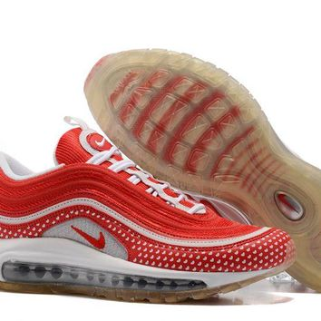 Nike Air Max 97 Varsity Red/varsity Red-white 312461-661 312461-661 - Beauty Ticks