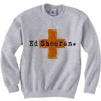 NEW  Ed Sheeran Crewneck Sweatshirt by SoulClothes on Etsy