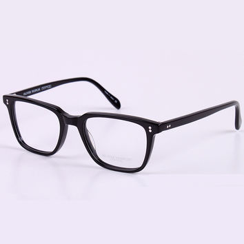 Eyeglasses Frame Men Women Computer Optical Oliver Peoples Eye Glasses Spectacle For Women's Transparent Clear Lens Female RS272