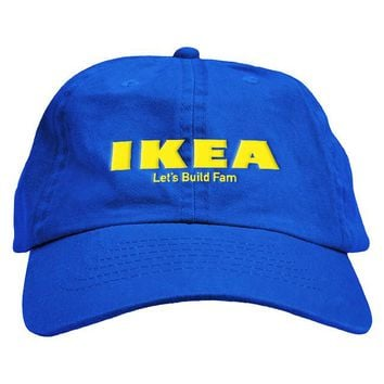Ikea Dad Hat