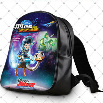 Miles From Tomorrowland School Bag