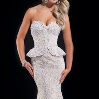 Rachel Allan Couture 8005 Dress