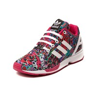Toddler adidas ZX Flux Athletic Shoe