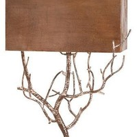 Reaching Branches Table Lamp