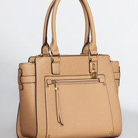 Aniston Tote - Taupe