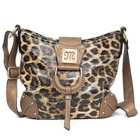 Miss Me Leopard Crossbody Purse