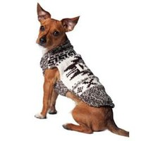 Aztec Sweater - Chilly Dog at Baysidebuddy.com