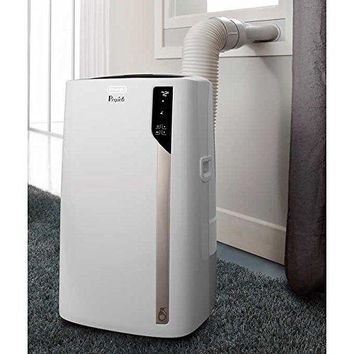 DeLonghi Pinguino 500 sq ft 4 in 1 All Season Use: Air Conditioner, Heater, Dehumidifier, Fan