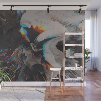 Get Lost Wall Mural by duckyb