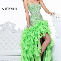 Sherri Hill 3860 Dress - MissesDressy.com