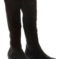 ModCloth Minimal In-House Designer Boot in Black