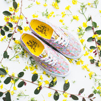 Vans Authentic WMNS (The Beatles) - All You Need Is Love