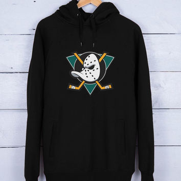 Duck Premium Fleece Hoodie for Men and Women Unisex Adults